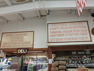 Central Meats & Almost Catered