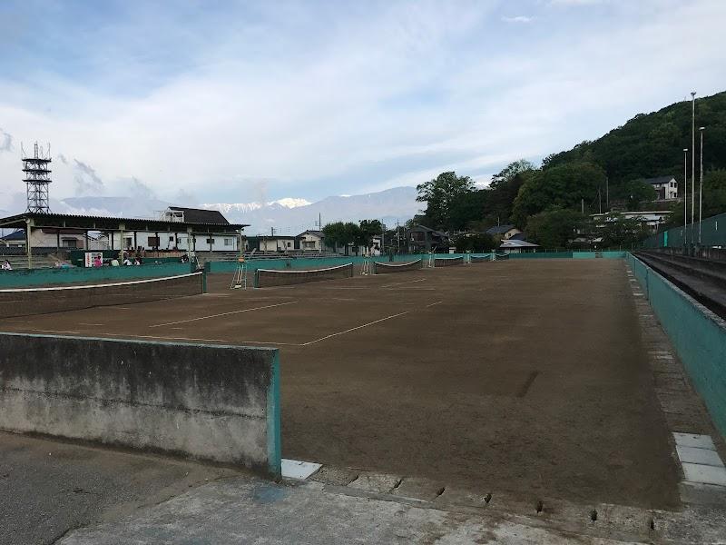 緑が丘スポーツ公園 テニスコートA