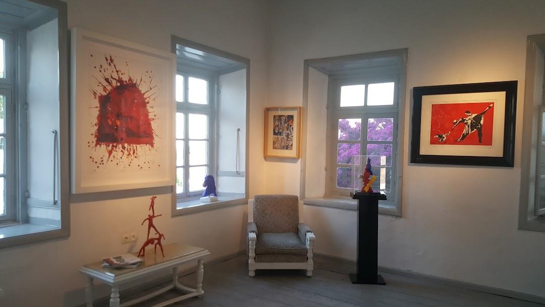 Kapopoulos Fine Arts Patmos Gallery