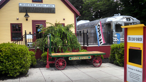 Park «Depot Park», reviews and photos, 120 South Rd, Bedford, MA 01730, USA