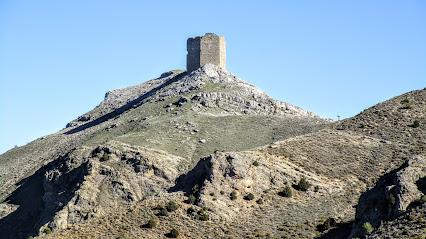Castillo de Salvatierra o de las Cinco Esquinas