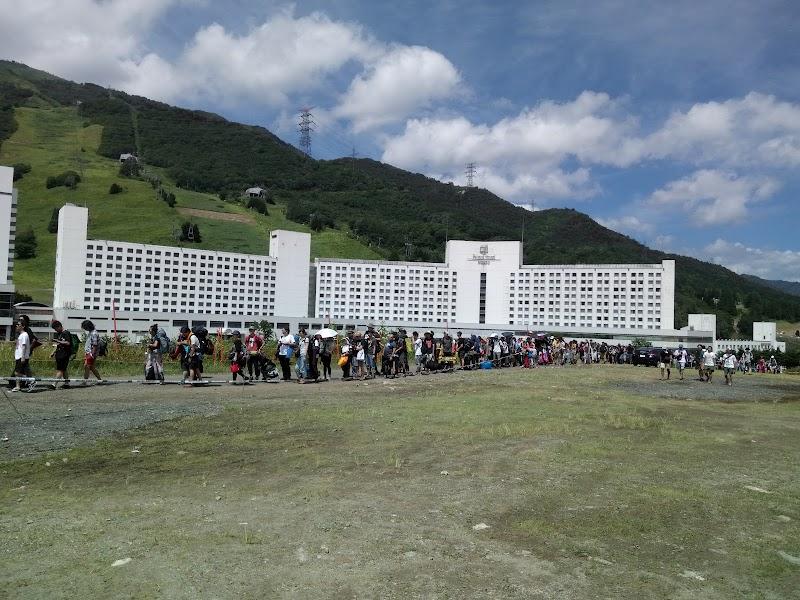 FUJI ROCK FESTIVAL REDMARQUEE