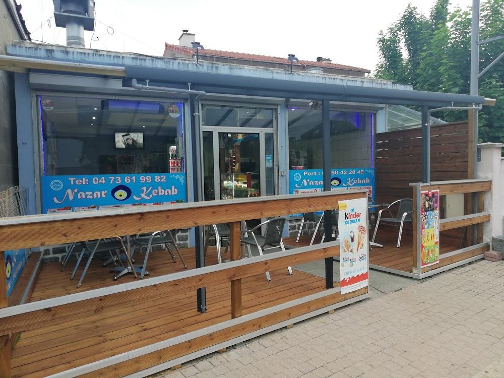 photo du resaurant Nazar Kebab