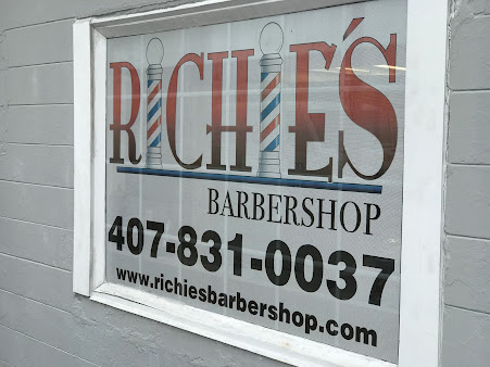 Richie's Barbershop 2