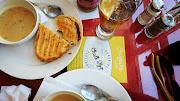 Business Reviews Aggregator: Inspire Cafe