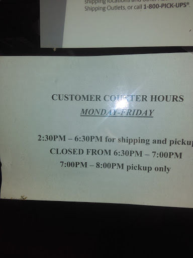 Shipping and Mailing Service «UPS Conroe Customer Center», reviews and photos