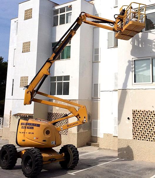 ASM GRUPO, rehabilitación fachadas