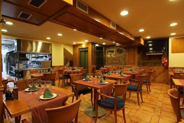 Restaurante El Galeo