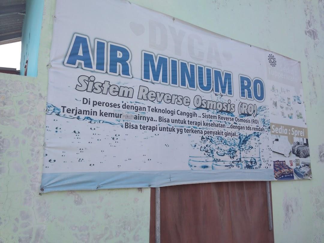 DYCA Air Minum Isi Ulang RO (Reverse Osmosis)