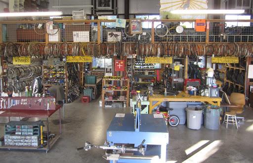 Yellow Bike Project-NonProfit Bike Collective, 1216 Webberville Rd, Austin, TX 78721, Non-Profit Organization