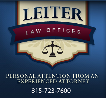 Leiter Law Offices, 63 W Jefferson St #203, Joliet, IL 60432, Personal Injury Attorney