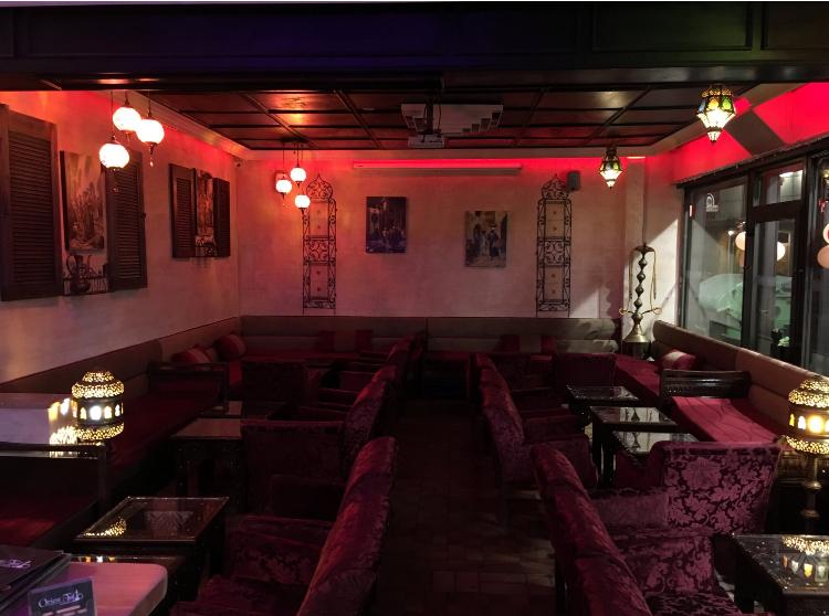 In shisha karlsruhe bars Pyramide Cafe