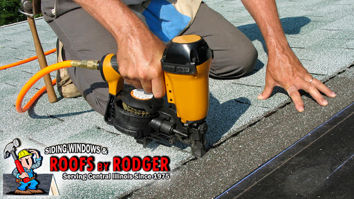 Roofing Contractor «Roofs By Rodger», reviews and photos, 212 E Logan St, Longview, IL 61852, USA
