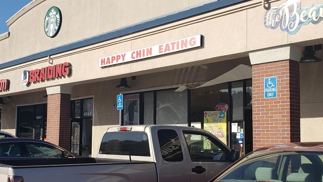 Happy Chin Eating In The City El Sobrante