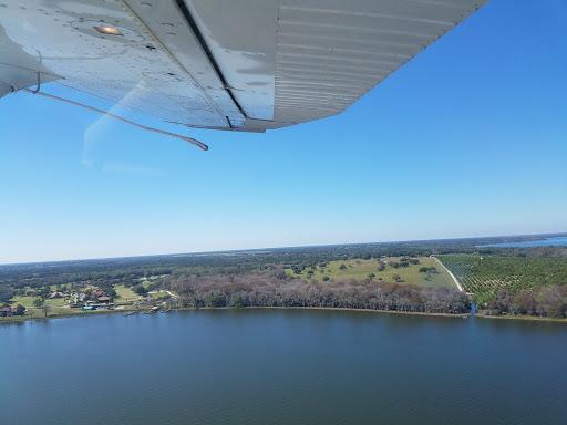 Tourist Attraction «Jones Brothers Air & Seaplane Adventures», reviews and photos, 150 E Ruby St, Tavares, FL 32778, USA