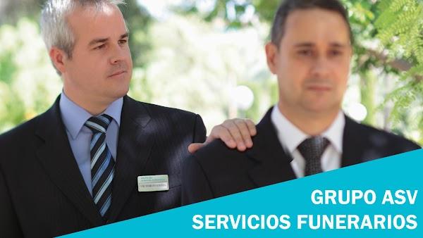 Tanatorio Cristo De La Paz - Grupo ASV Servicios Funerarios