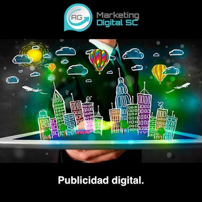AG Marketing Digital S.C.