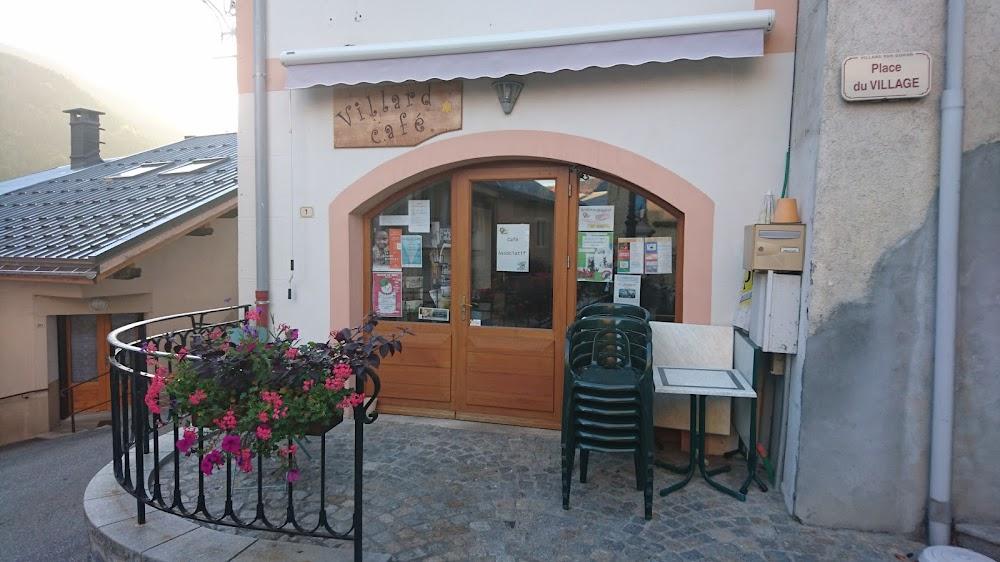 photo du resaurant Villard Café