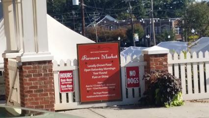 Фермерский рынок  Matthews Community Farmers' Market