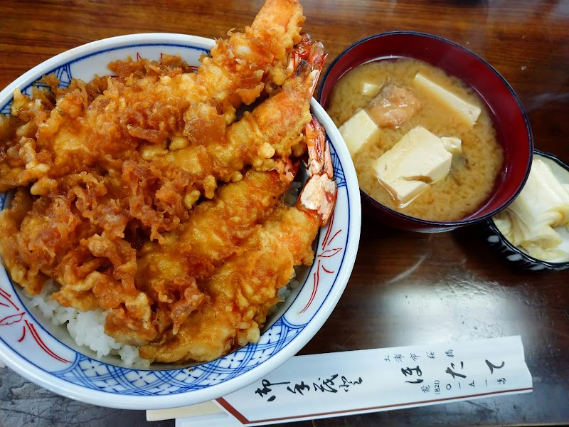 天ぷら ほたて