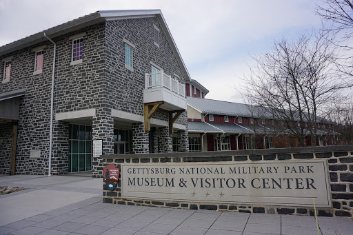 Visitor Center «Gettysburg National Military Park Museum and Visitor Center», reviews and photos, 1195 Baltimore Pike, Gettysburg, PA 17325, USA