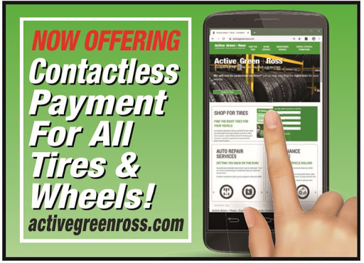 Tire Shop Active Green+Ross Tire & Automotive Centre in Mississauga (ON) | AutoDir