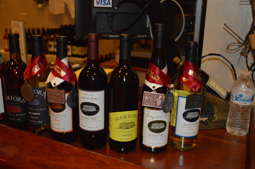 Winery «Harford Vineyard & Winery», reviews and photos, 1311 W Jarrettsville Rd, Forest Hill, MD 21050, USA