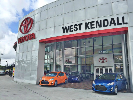 Toyota Dealer «West Kendall Toyota», Reviews And Photos, 13800 SW 137th  Ave, Miami, ...