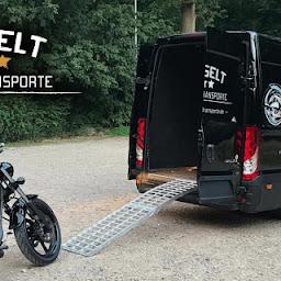 Paeselt Motorradtransporte