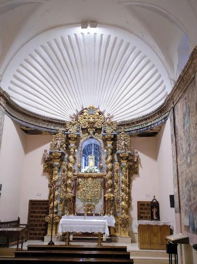 Ermita de la virgen de Peñarroya