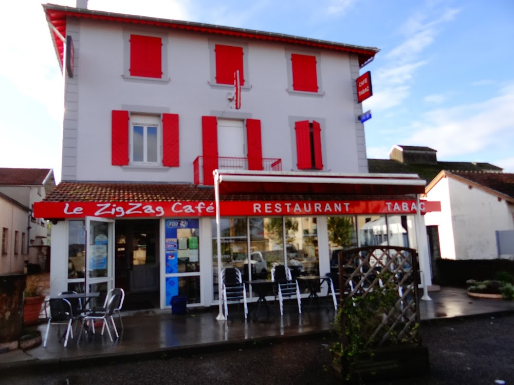 photo du resaurant ZIG ZAG Café