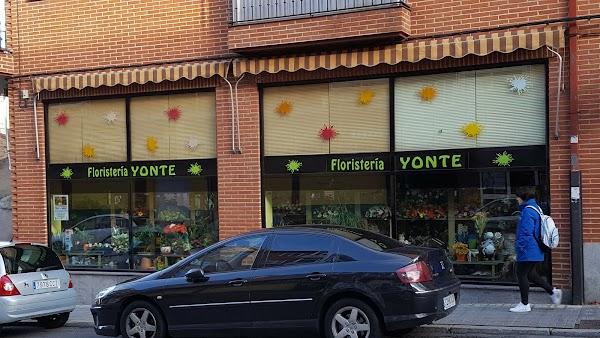 Floristería Yonte
