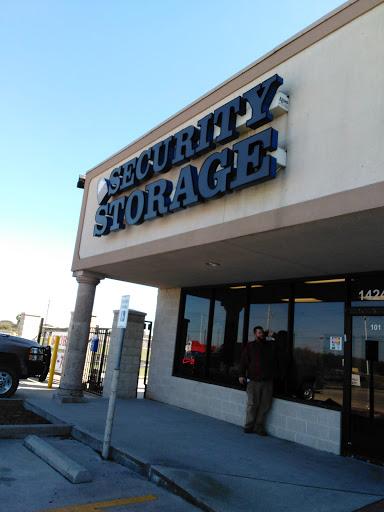 Security Storage, 14241 Northwest Blvd #101, Corpus Christi, TX 78410, Self-Storage Facility