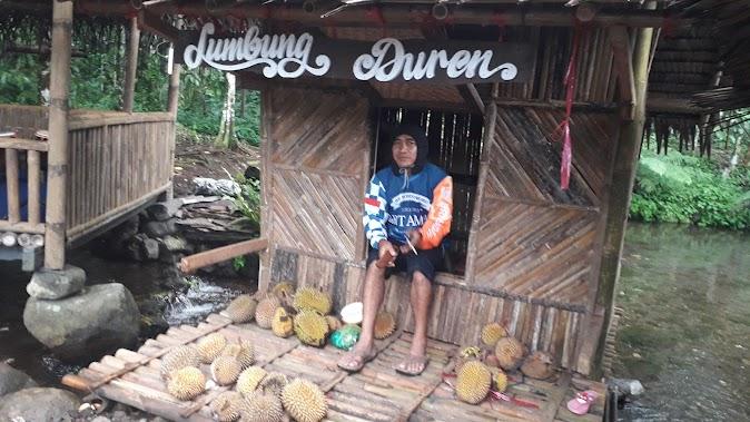 Lumbung Duren di Likin Durian Garden