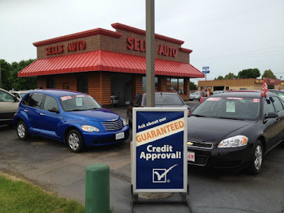Used car dealer Sell's Auto