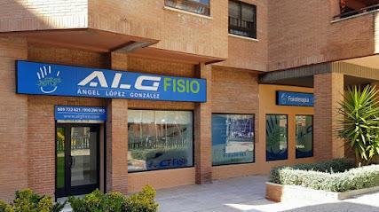 imagen de masajista ALG Fisio
