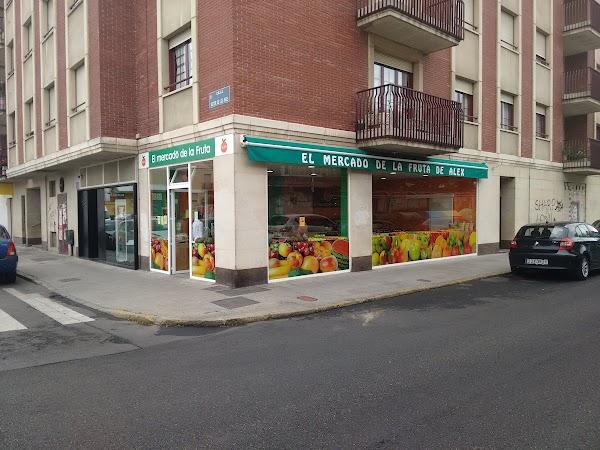 El Mercado de la Fruta