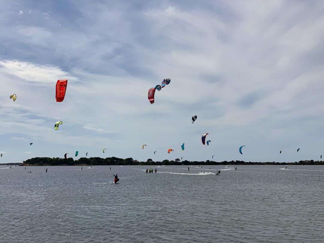 Stagnone Kiteboarding - Centro Internazionale di kitesurf, scuola, noleggio