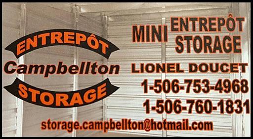 Storage Entrepôt Campbellton Storage in Campbellton (NB) | LiveWay