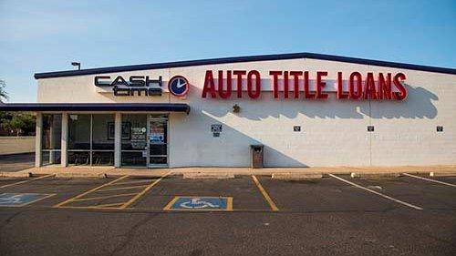 Cash Time Loan Centers, 1133 W Broadway Rd, Mesa, AZ 85210, Loan Agency