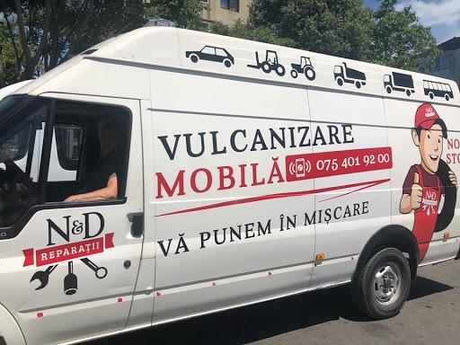 N&D Repairs SRL Vulcanizare Mobila