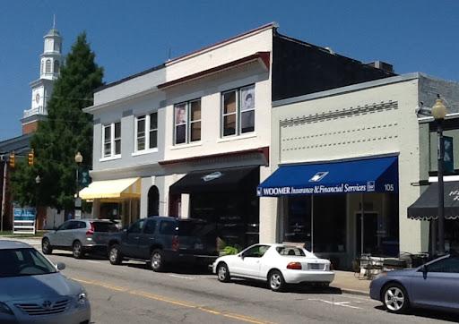 WOOMER Insurance & Financial Services, 106 N Salem St, Apex, NC 27502, USA, Insurance Agency