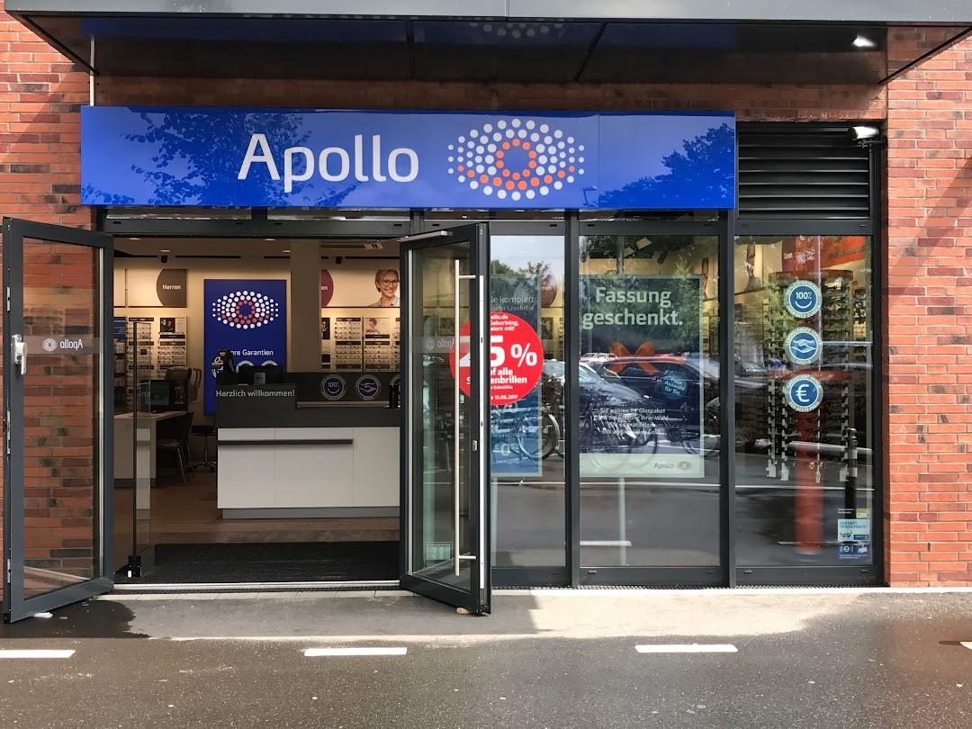 Brille zurückgeben apollo Apollo neu