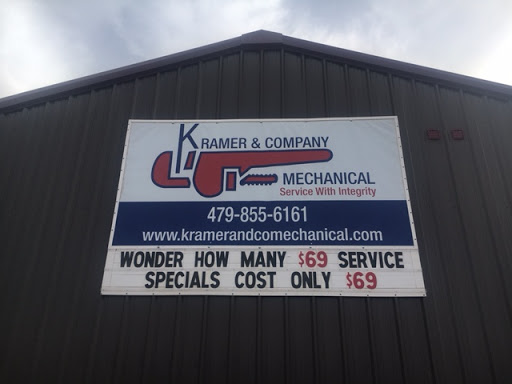 Kramer & Company Mechanical in Bentonville, Arkansas