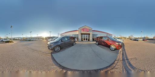 Kia Dealer «Peak Kia Colorado Springs», reviews and photos, 1560 Auto Mall Loop, Colorado Springs, CO 80920, USA