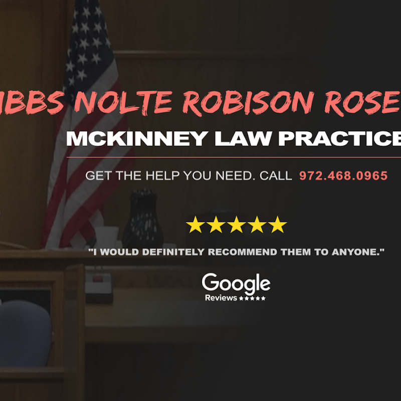 Gibbs Nolte Robison Rose, PLLC