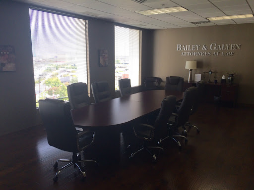 Personal Injury Attorney «Bailey & Galyen Attorneys at Law», reviews and photos