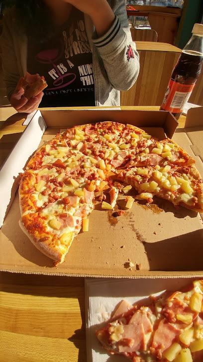 Pizza Train