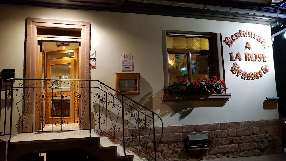 photo du resaurant Restaurant A la Rose