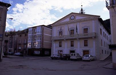 Ayuntamiento de Pradoluengo Centralita